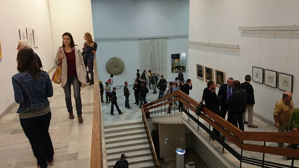 Стефан Димитров - Групова изложба Велико Търново