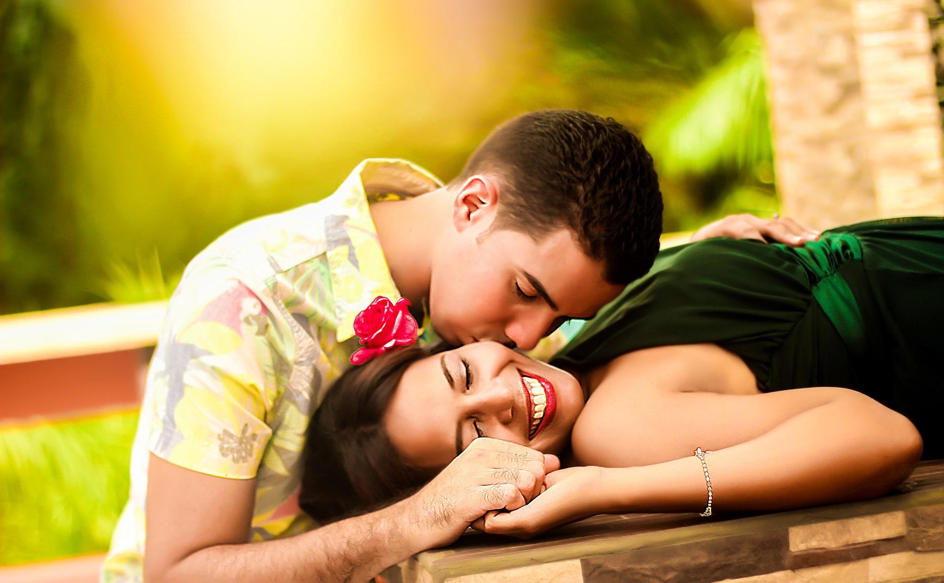 Фотосесия за влюбени